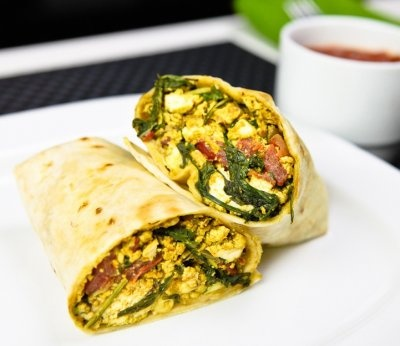 Tofu, Burritos and Tofu scramble on Pinterest