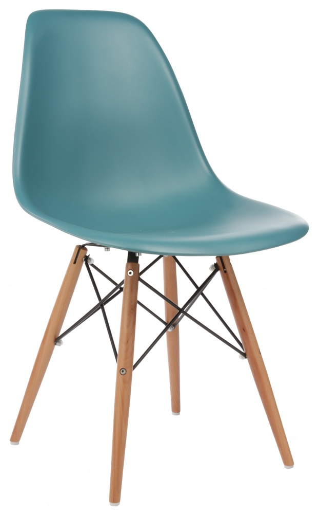 1000 images about matt blatt on pinterest for Eames plastic side chair dsw replica