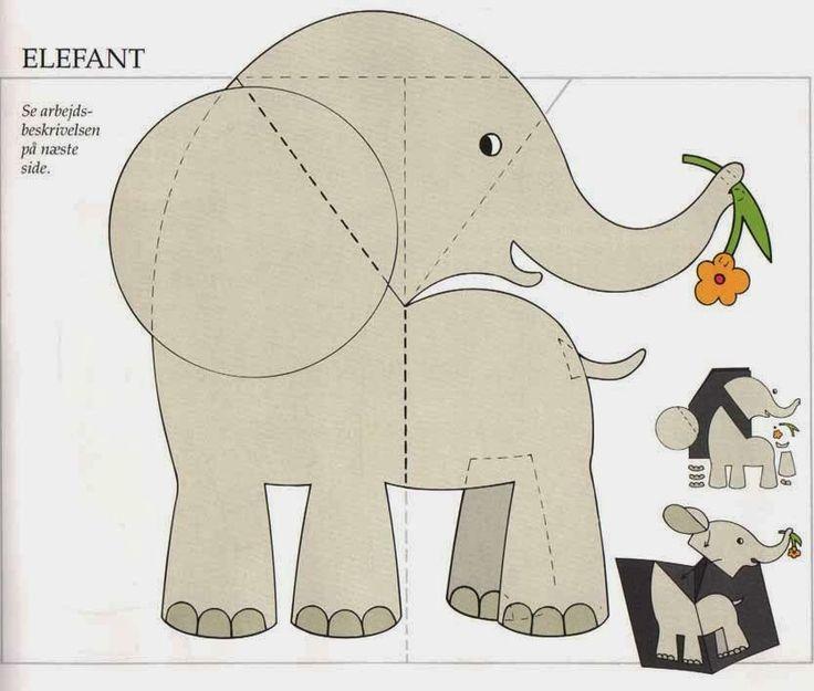 Бумажный слон магазин открыток, про машу
