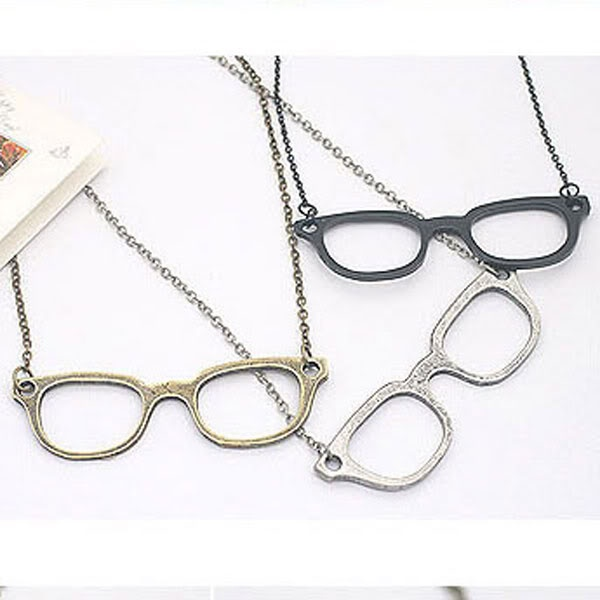 Glasses necklace!