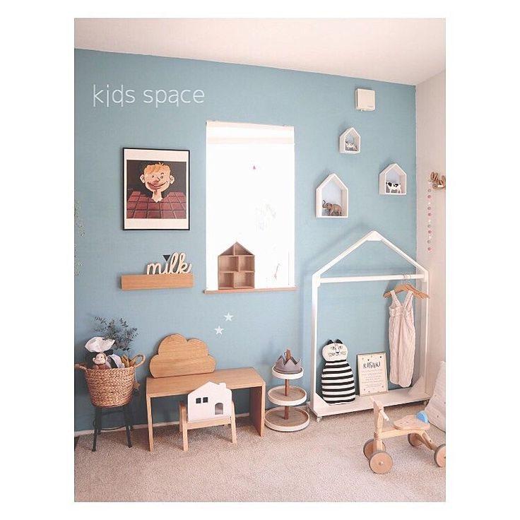 My Shelf/無印良品/ポスター/IKEA/ハンガーラック/リビングダイニング...などのインテリア実例 - 2017-01-05 04:01:45