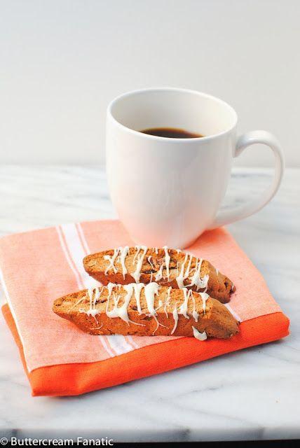 Maple Walnut Cranberry Biscotti | Recipe