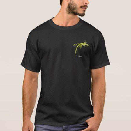 lizzard T-Shirt - click/tap to personalize and buy