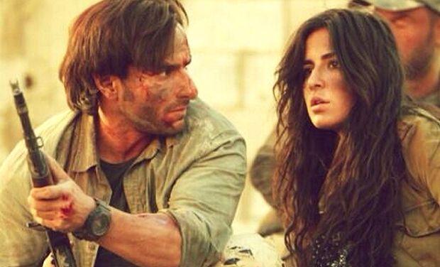 Phantom BO: Film earns Rs 40.75 crore in five days