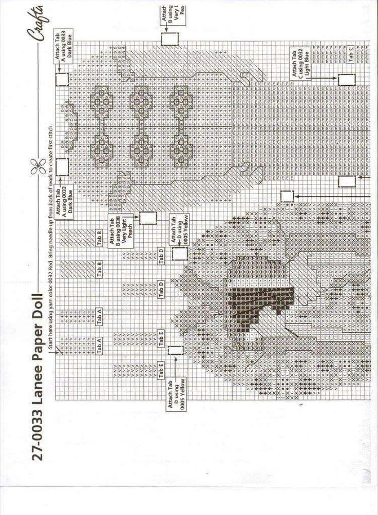 canvas paper plastic canvas patterns counted cross stitches paper dolls cloths pc punto croce drop cloths kleding
