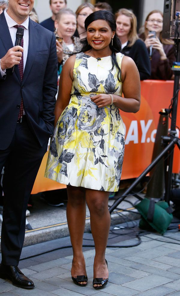 20 of Mindy Kaling's Most Fabulous Looks - Cosmopolitan.com