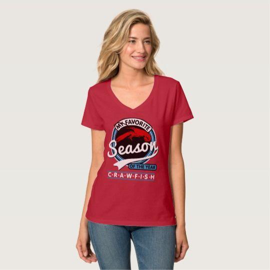 Favorite Season Women s Nano V-neck T-shirt 5d7da259a