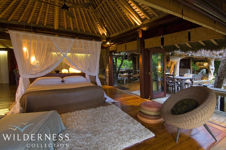 North Island - Each villa also features a second bedroom, making it ideal for children as well.
