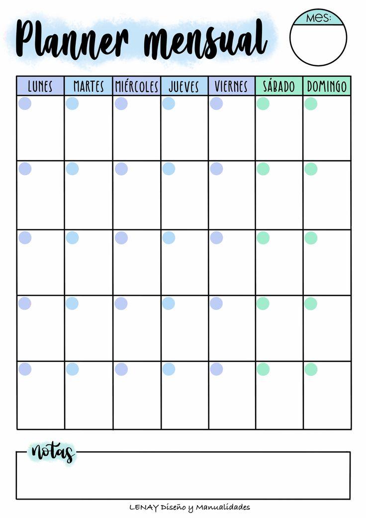 Plantillas Planner Mensual Bullet Journal School, Bullet Journal Notes, Bullet Journal Ideas Pages, Bullet Journal Inspiration, Cute Notes, Good Notes, Planner Template, Printable Planner, Printables
