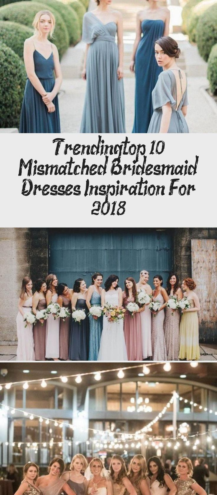 I like doing different color dresses and playing with the greys, blues, and purples. I think the different color greys is really pretty. #BridesmaidDressesCountry #ModestBridesmaidDresses #BridesmaidDressesLong #OffTheShoulderBridesmaidDresses #OrangeBridesmaidDresses