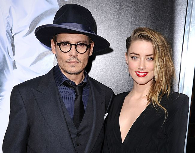 Johnny Depp and Amber Heard have split after 15 months of marriage