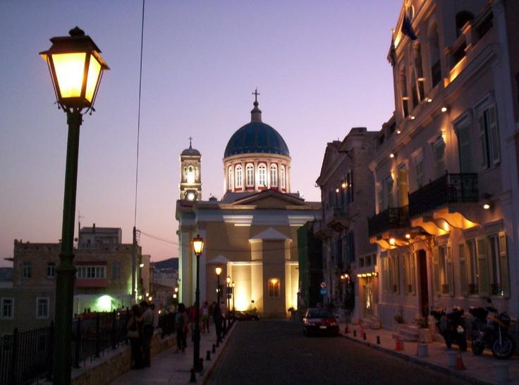 Ermoupoli , Syros #syros