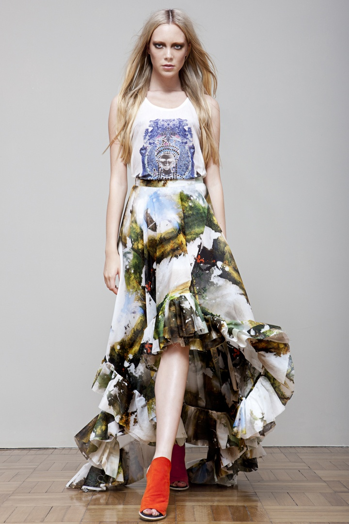 A-lab Milano Spring / Summer 2013 Collection | The Cool Hour | Find, Discover,  Shop Womens Fashion  Clothing