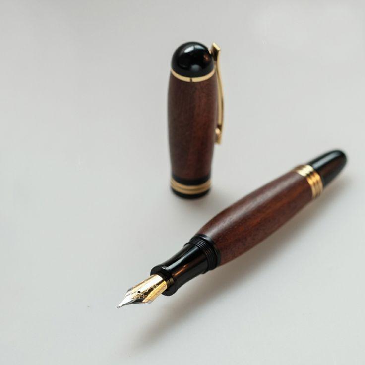 Deluxe Hand Made Antique Fountain Pen Winston Churchill's Pen