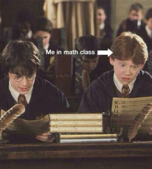 """,, Én matek órán"""""""