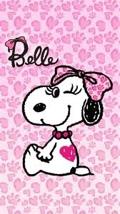 Belle - Snoopy's sister