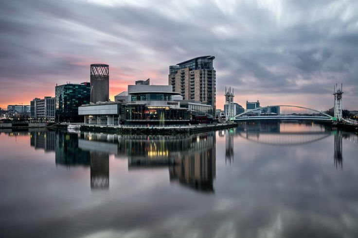 Salford Quays is downright ugly. | 36 Reasons You Should Never Visit Manchester
