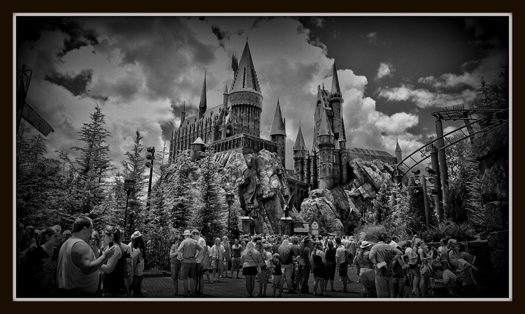 Harry Potter World Florida.