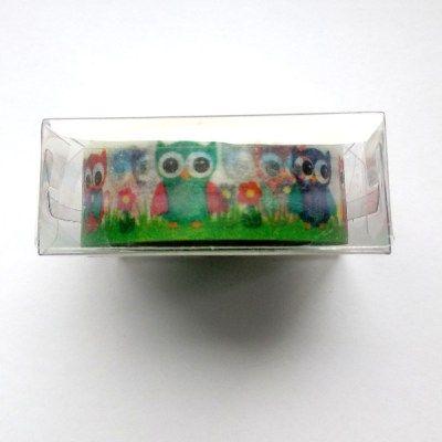 Washi Tape, Masking Tape