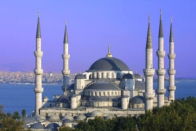 Mimar Sinan - Suleiman Mosque, Istanbul (1558)