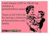 Image result for favoritism in family quotes