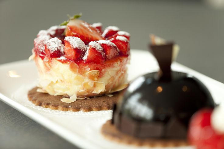 We're high on a berry berry delightful cheesecake!