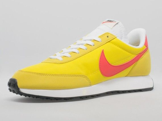 Nike Air Tailwind – Vivid Sulfur – Action Red