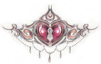 "Another flash idea for our weekly specials! ""Underboob"" design by Dim! Color 20cm x 12cm (central part) 200 euros! / Seguimos con nuestras ofertas semanales! Diseño pensado para un ""underboob"" (Debajo del pecho) hecho por Dim! Color 20cm x 12cm (parte central) 200 euros!  #tattoo   #tattooed   #tattooart   #tattooartist   #barcelonatattoo   #tattooidea   #underboob   #underboobtattoo   #heart   #love   #tattooflash  #discounts #tatuaje #heartlock #beautiful #girlytattoos #tattooed"