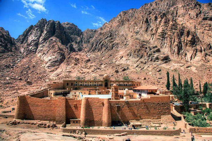 St. Catherine's Monastery • Sinai, Egypt — earthXplorer media