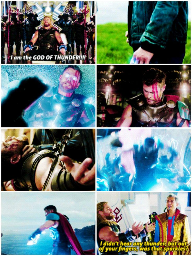 What were you the god of again?#ragnarok #thor