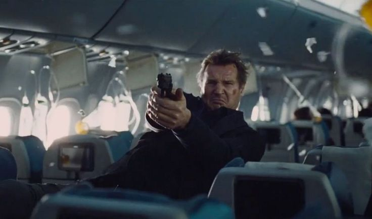 Non-Stop' First Trailer for New Liam Neeson Film Released (