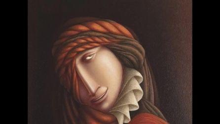 "Arte in Movimento Ida Budetta - Lisa Gerrard "" Largo """