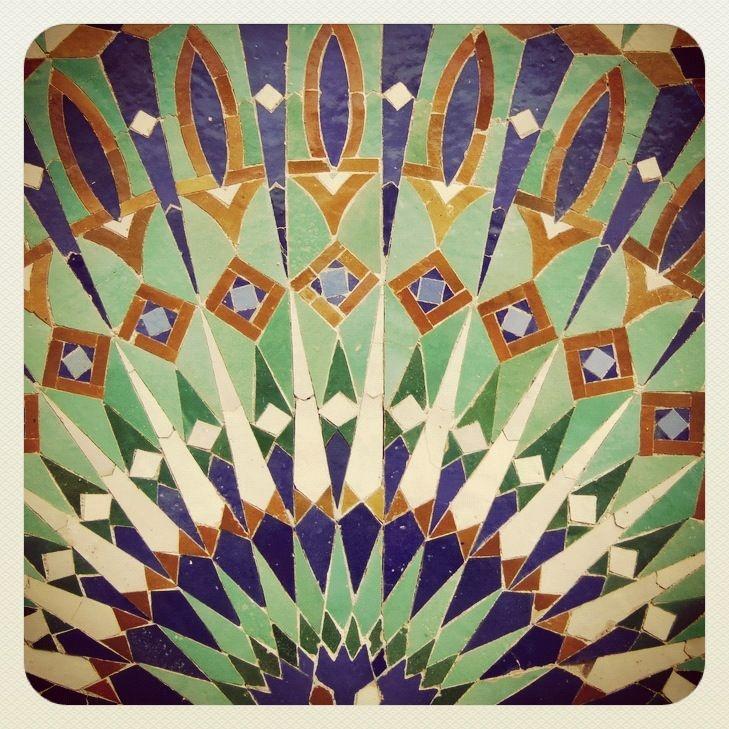 arabic pattern 3