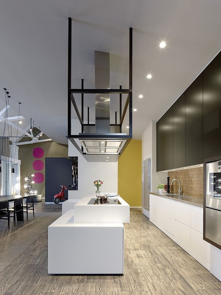 Loft ESN By Ippolito Fleitz Group Identity Architects Pictures Gallery