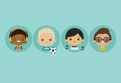 Design your own characters from scratch using Adobe Illustrator. This is a tutorial that looks like a fun game! | Difficulty: Beginner; Length: Long; Tags: Character Design, Vector, Adobe Illustrator