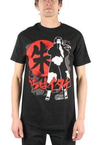 Naruto Shippuden Itachi T-shirt
