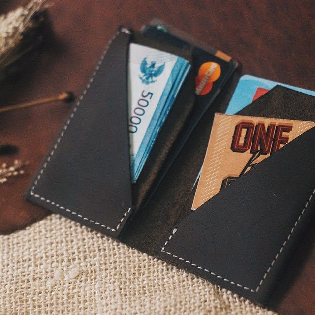 Codename Opal Leather Card Wallet The New Gemstone Collection  With 2 Card Pockets and 2 Small Pockets  The inside look of this amazing little thing