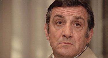 """Lino Ventura in """"Uomini duri"""" (1974)"""