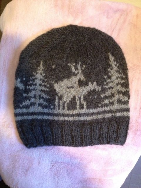 Fornicating deer hat!  this makes me laugh