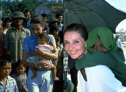 Audrey Hepburn. *Birthday 4 May (1929)*   http://en.wikipedia.org/wiki/Audrey_Hepburn ---- (the pin via Chrissia Marquardt)