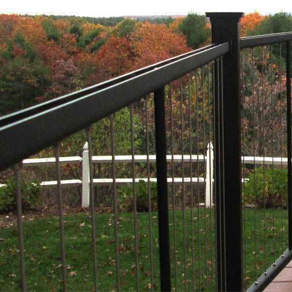 Wonderful Porch Railing Installers Near Me For Your Home Outdoor | Outdoor Stair Railing Installers Near Me | Transitional Handrail | Cable Railing | Glass Railing | Porch Railing Kits | Vinyl Railing
