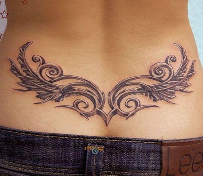 Tatuajes En La Espalda Baja Lower Back Pinterest Back Tattoos