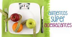 Si quieres bajar de peso de forma sana y eficaz, ¡no te pierdas los 5 alimentos que no deben faltar en tu menú!