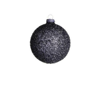 Weihnachtskugeln Opal Glas braun ca D:6 cm - Depot DE