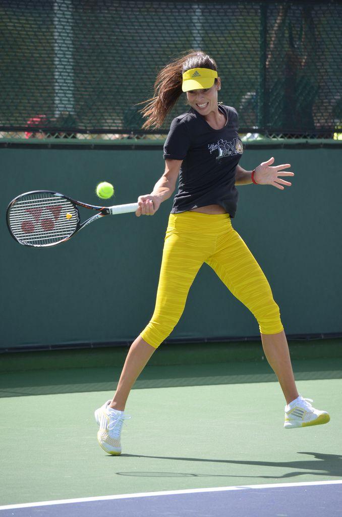 Ana Ivanovic @ BNP Paribas Open 2013 #WTA #Ivanovic