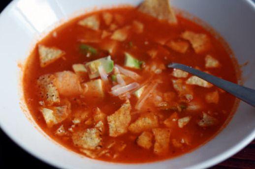 Dinner Tonight: Tortilla Soup | Recipe | Tortilla Soup, Dinner Tonight ...