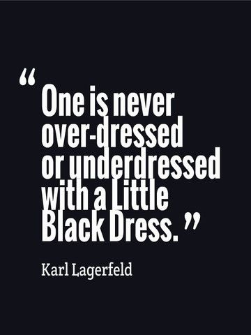 little black dress. – Esther Boutique