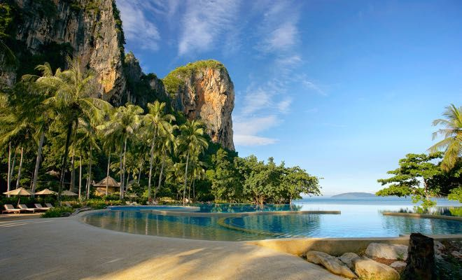 Best Luxury Hotels for Kids: Rayavadee