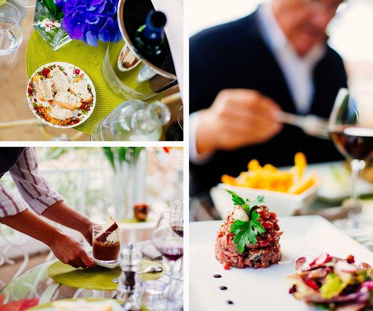 Les plaisirs des bons petits plats : Le Port d'Attache #legecapferret #automne #restaurant #weekend #cocooning