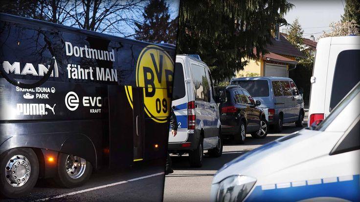 Beim BVB ist die Erleichterung groß! Am frühen Freitagmorgen wurde der 28-jährige Deutsch-Russe Sergej. W. im Raum Tübingen festgenommen. Er soll den Anschlag auf den Mannschaftsbus in der letzten Woche verübt haben. Am Abend erging dann Haftbefehl gegen ihn. Was passierte noch alles am Freitag? Wie sind die Reaktionen von Spielern und Verantwortlichen? Alle Erkenntnisse HIER im Video!